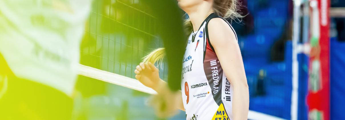 Hylte/Halmstad Elitserien volleyboll